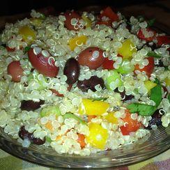 Addictive Quinoa Salad