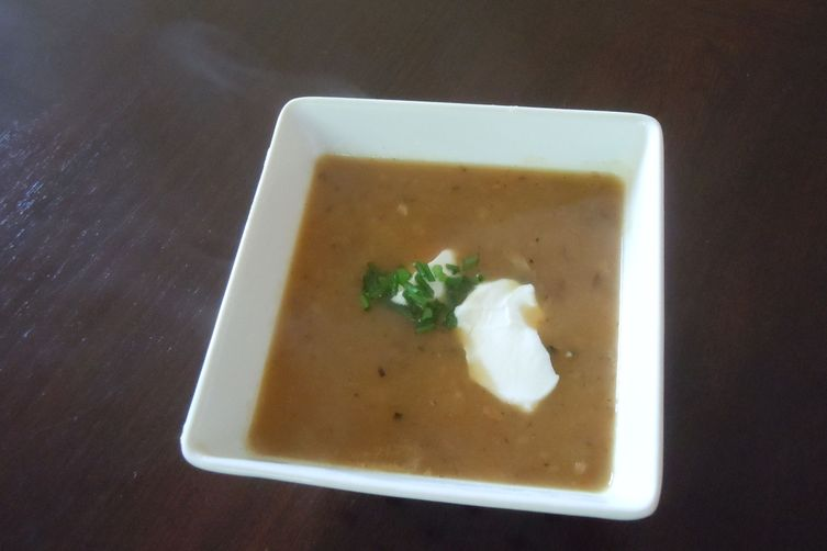 Roasted Potato Soup
