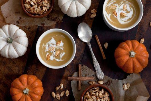 Pumpkin Spice Soup