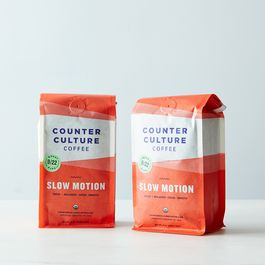 Slow Motion Decaf Counter Culture Coffee (2 Bags)