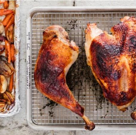 Dry Brine Turkey America S Test Kitchen