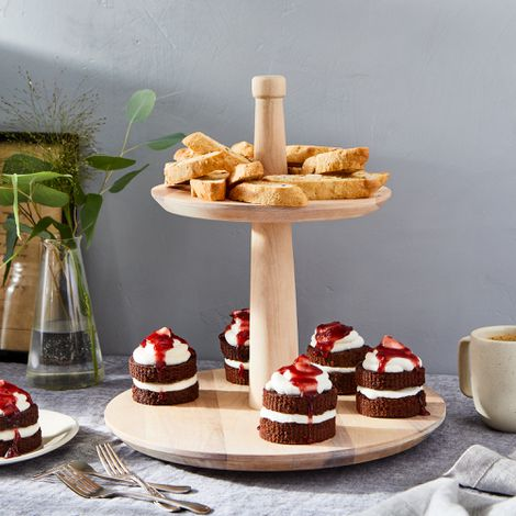 2-Tiered Lazy Susan