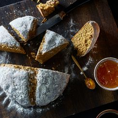 Irish-Inspired Soda Bread Gets a Mediterranean Touch (& Whole Grains)