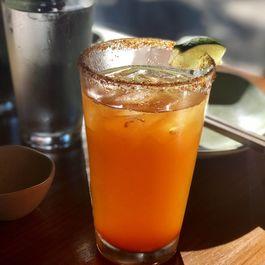 Simmer + Sauce Blog (Drinks) by simmerandsauce
