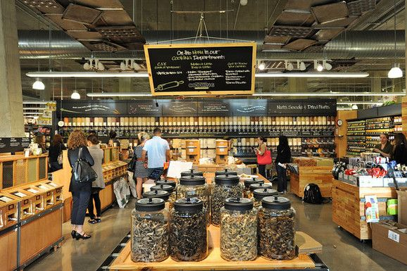 Whole Foods Market Cooking Launch
