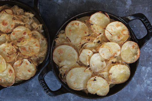 Marc Murphy's Pommes Boulangère