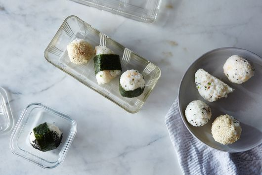 Onigiri Is a Perfect, Pocketable Snack
