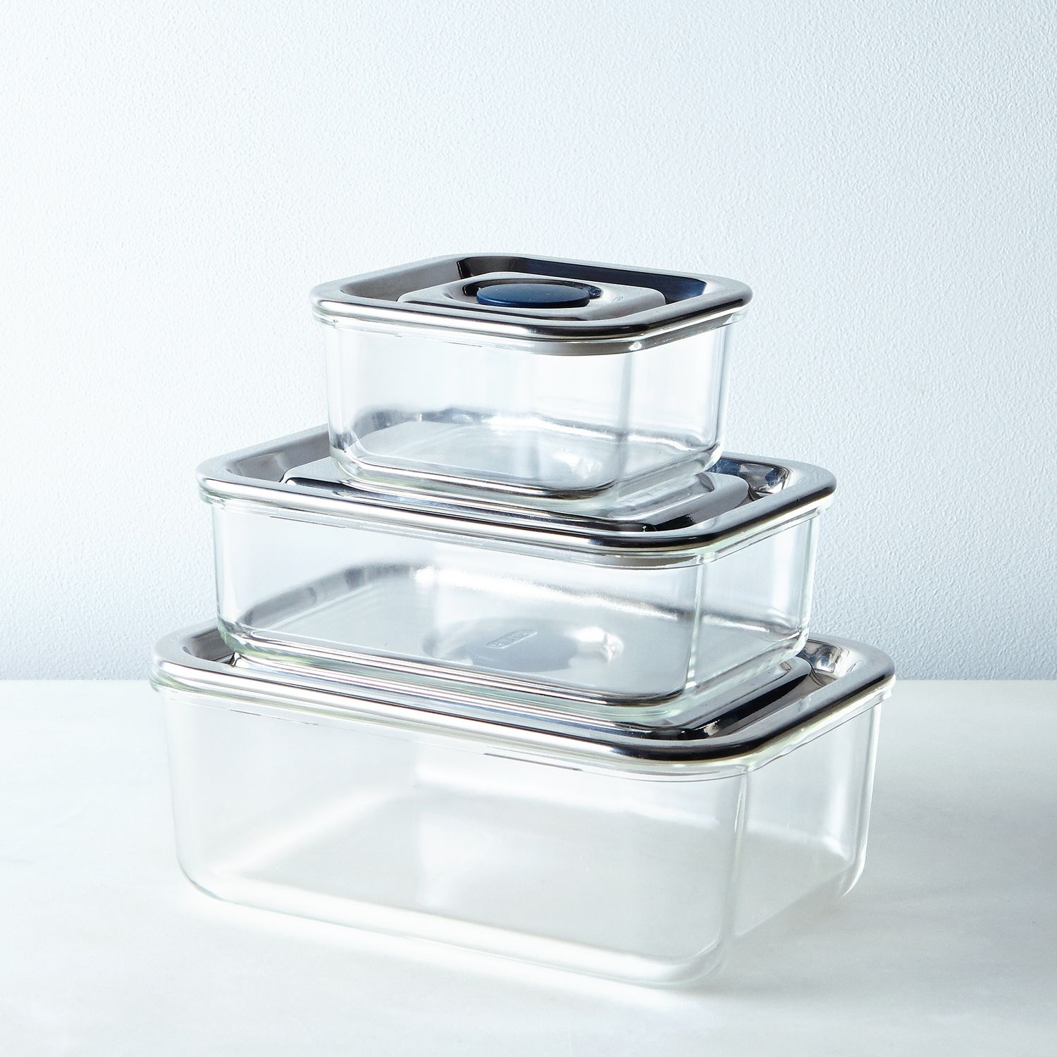 Airtight Glass Storage Containers On Food52