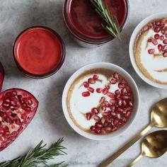 Maca Maple Amaranth Porridge