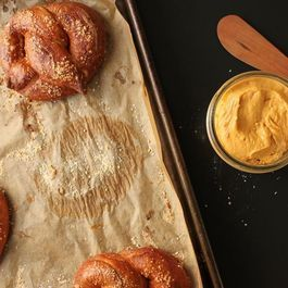 Pretzels and Beer Cheese Are Meant to Be