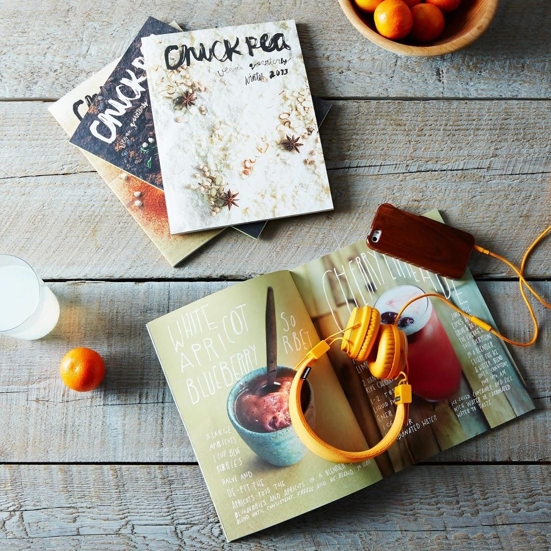 Chickpea Magazine on Provisions by Food52