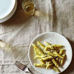Why it Might Be Time to Stop Using Nuts in Your Pesto