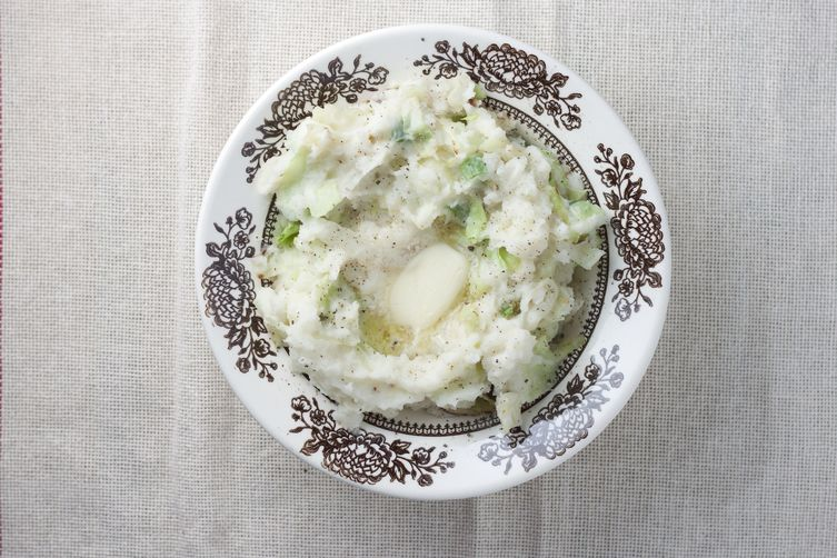 How We Survived... (Colcannon)