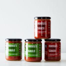 Nonna's Smoky & Leafy Pasta Sauce (Set of 4)