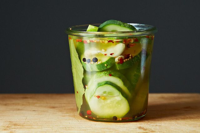 How to Quick Pickle