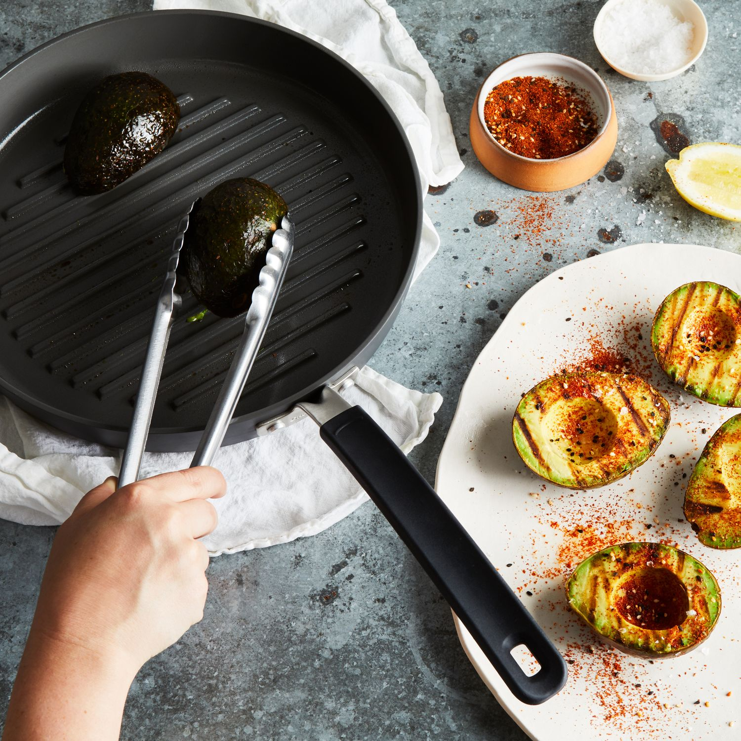 Greenpan Levels Ceramic Nonstick Stackable Cookware On Food52