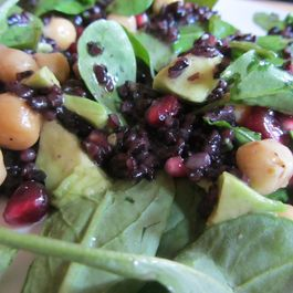 Super antioxidant salad