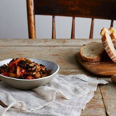 La Nonna's Sweet and Sour Eggplant Dip