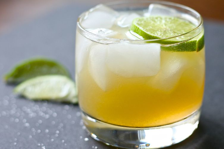 Light and Fresh Margarita