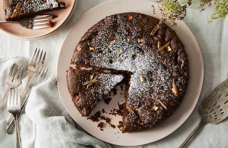 The Oldest Cake Recipe From the Oldest House in New York