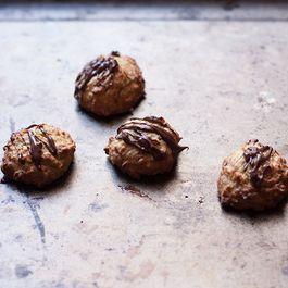 Pistachio Cookies (Pastine di Pistacchi)