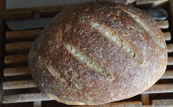 Buttermilk Barley Bread