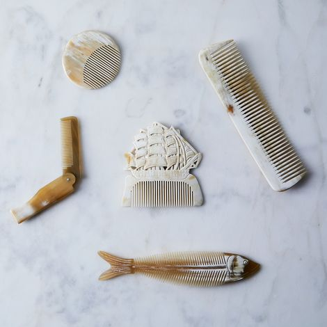 Heirloom Horn Combs