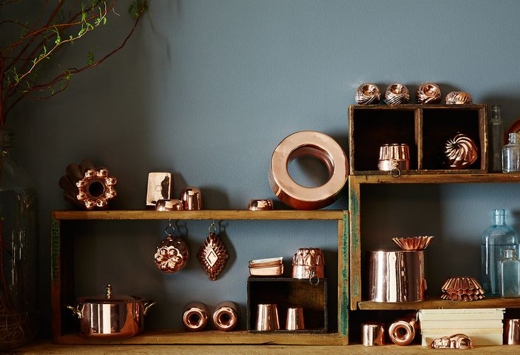 Meet Beth Sweeney and Perk up Your Kitchen with Copper
