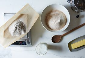 Why You Should Always Measure Non-Wheat Flours by Weight
