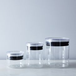 Airscape Glass Food Storage Containers