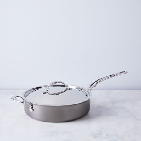 Hestan Nanobond Stainless Steel Sauté Pan