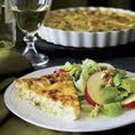 MOZZERELLA CRUSTLESS CHICKEN  QUICHE