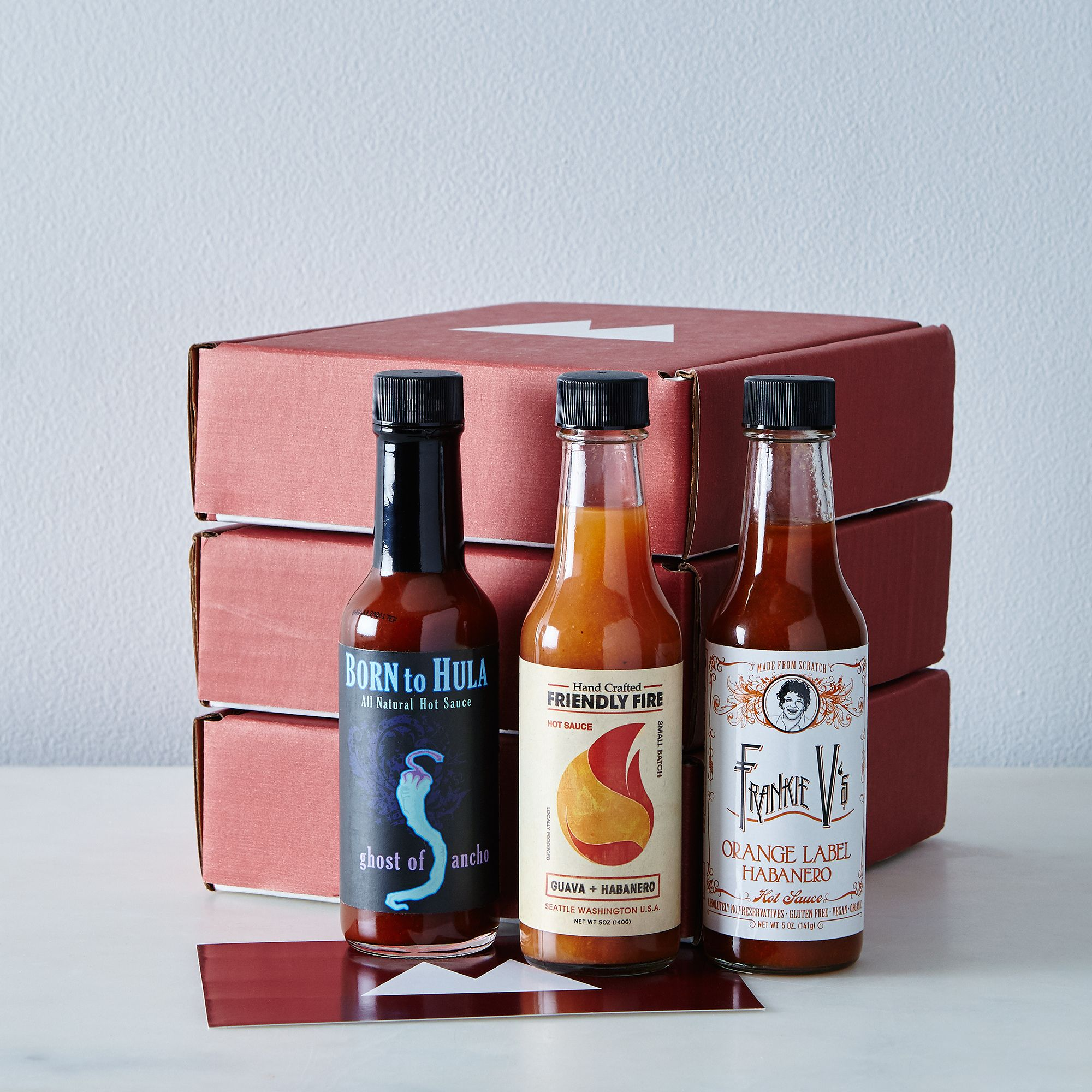 small batch quarterly hot sauce subscription on food52