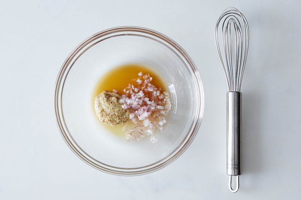 How to Make a Vinaigrette Without a Recipe from Food52