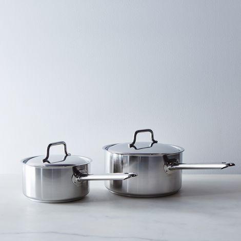 Demeyere Saucepan with Lid