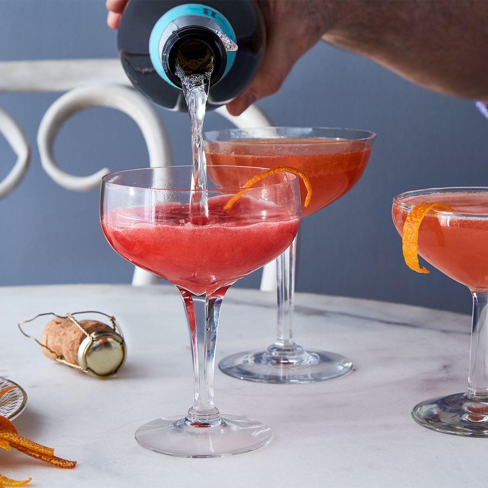 Blood Orange French 75 Recipe On Food52