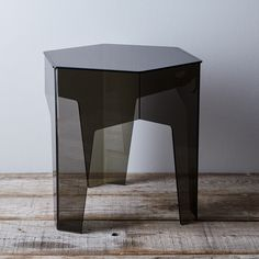 Hive Acrylic End Table