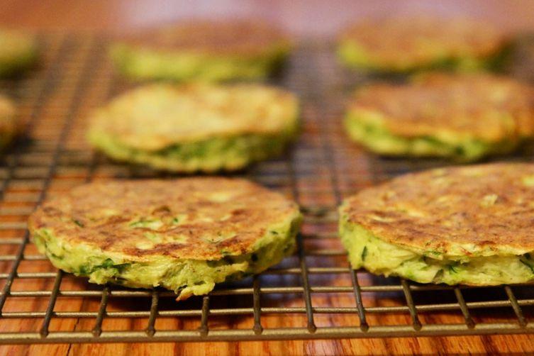 Spring Garden Ricotta Pancakes