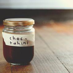 Choc - Tahini Spread