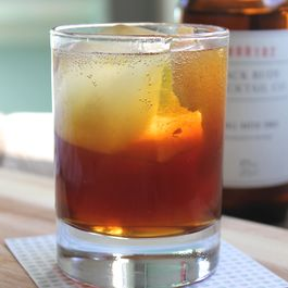 Cold Brew & Tonic Cocktail