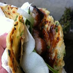 Peking Pork Belly Tacos