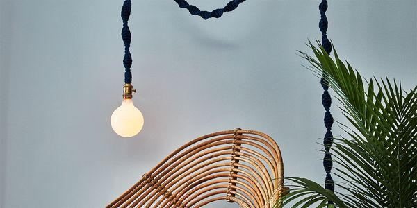 605cb3a8 a9ab 467d a1a6 af6353ad5d03  2017 0105 windy chien navy rope and brass pendant light carousel james ransom 029