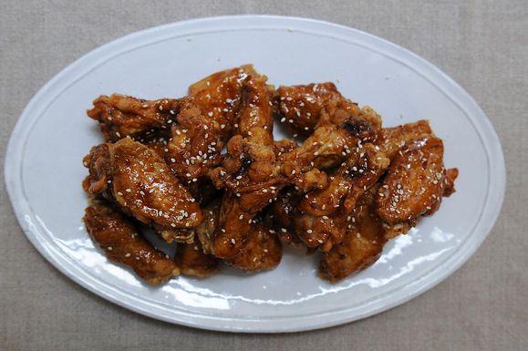 Korean Fried Chicken Wings