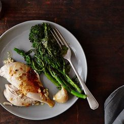 Jamie Oliver's Chicken in Milk