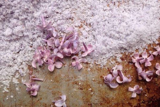 Lilac Sugar