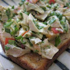 Fresh and Light Chicken Salad