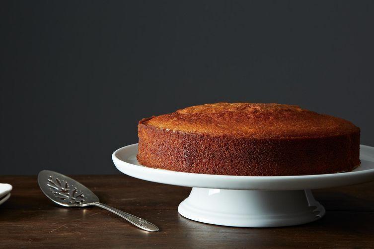 Maialino Olive Oil Cake Recipe