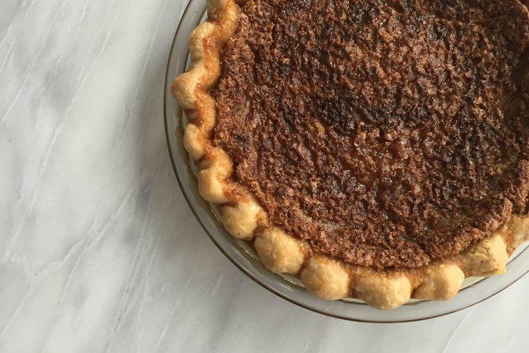 Sugar Pie (Tarte au Sucre)