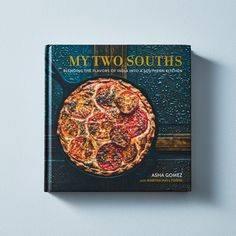 My Two Souths: Blending the Flavors of India into a Southern Kitchen, Signed Copy