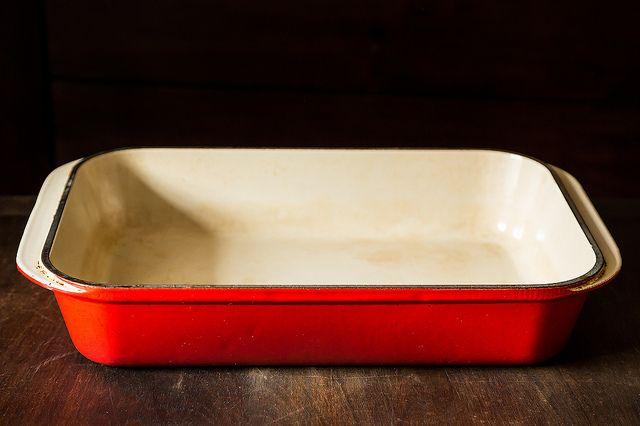 Le Creuset casserole pan